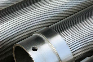 Welded Wedge Wire